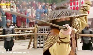 نبرد دیدنی ژنرال هموسو - سریال افسانه جومونگ