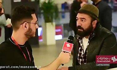 """مجید صالحی از سریال جدیدش """"سالهای دور از خانه"""" میگوید!"""