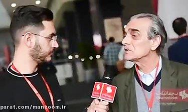 همایون ارشادی از جشنواره جهانی فجر میگوید:موافق جداماندن جشنواره ملی وجهانی هستم