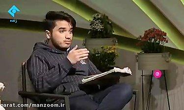 محمدمهدی(نوجوان سیل زده کنکوری): تمام کتابهای درسی من در سیل از بین رفته!