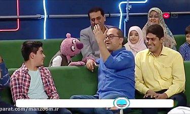 جایزه جناب خان در قرعه کشی - خندوانه