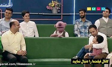 شوخی های جناب خان با رضا رشیدپور