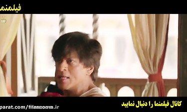 شاهرخ خان در نقش آدم کوتوله - فیلم هندی Zero 2018