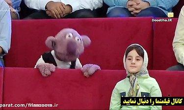 جناب خان در نقش نماینده مجلس - بمب خنده س