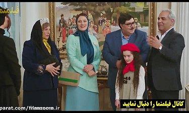 شیلا خداد در نقش زن مهران مدیری - سکانس خنده دار سریال هیولا