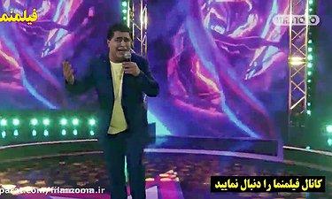 رضا شفیعی جم در شبکه من و تو - سکانس خنده دار دم سرخ ها