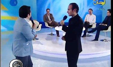 حسن ریوندی - خنده دار ترین شوخی شبکه 5