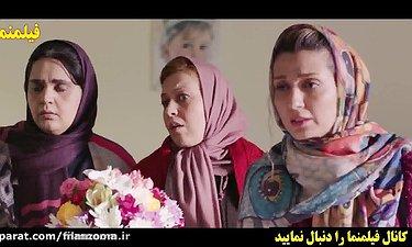 عیادت به سبک ایرانی ها از مریض - سکانس خنده دار سال های دور از خانه