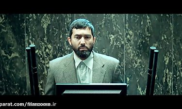 حامد بهداد در نقش محمود احمدی نژاد - فیلم کمدی مارموز