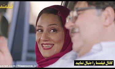 خوشی کردن خانواده های ایرانی در سفر - سکانس خنده دار سریال هیولا