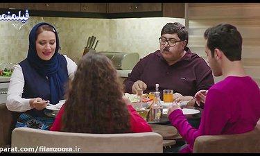 رژیم گرفتن به سبک زن های ایرانی - سکانس خنده دار سریال هیولا
