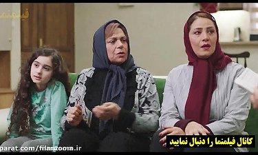 تلویزیون سخنگو و ایرانی های ندید پدید - سکانس خنده دار سریال هیولا