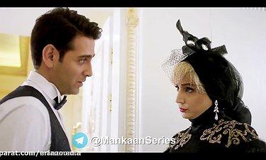سکانسی از بازی شبنم قلی خانی و امیرحسین آرمان در سریال مانکن - قسمت دوم