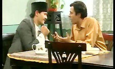 حبیب رضایی در سریال خانه سبز ویدئو منظوم