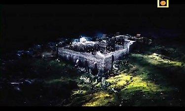 پشت صحنه فیلم «ملک سلیمان»