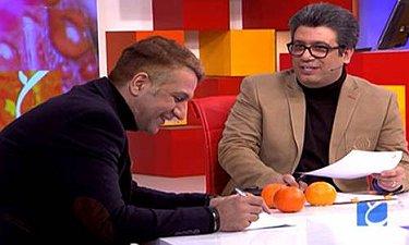 بازی بی مزه محمد نادری و رضا رشیدپور