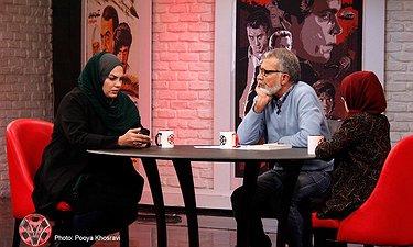 صحبت های جنجالی و سیاسی نرگس آبیار در برنامه «هفت»