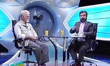 قهر مهدی فخیم زاده در برنامه زنده تلویزیونی سینما دو