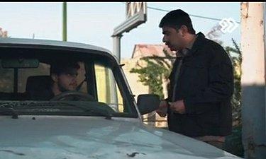 بازی مهران قادرینیا در نقش نوچه مش شعبون در سریال از سرنوشت ۳