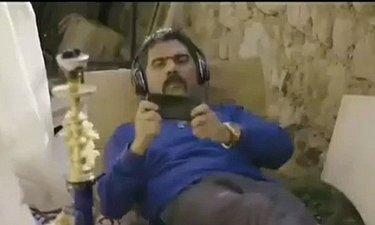 حضور مهران قادرینیا در سریال گشت پلیس