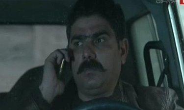 حضور مهران قادرینیا در سکانس تعقیب بیژن در سریال زیر همکف