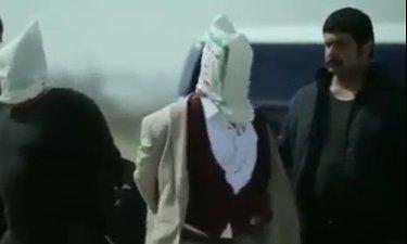 سجاد پاکزاد در آخرین قسمت سریال آنام