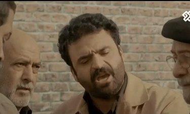 علی میرزایی در سریال بیگانهای با من است