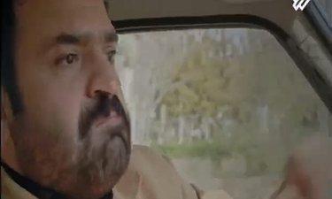 بخش کوتاهی از سریال بیگانهای با من است با بازی علی میرزایی