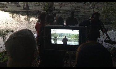 پشت صحنه دریاچه ارواح - بخش چهارم