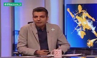 تبریک عادل فردوسی پور به اصغر فرهادی در برنامه 90