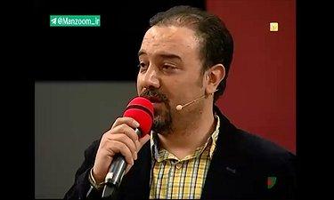 اجرای ترانه توسط برزو ارجمند در «خندوانه»