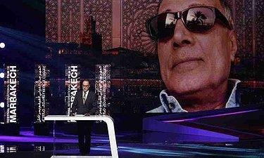 دیدار فرح پهلوی و عباس کیارستمی در جشنواره مراکش!