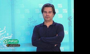 پیمان قاسم خانی: علاقه داشتم پژمان جمشیدی سیمرغ بگیرد!