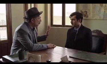 سکانسی از فیلم «آشوب» با بازی آتیلا پسیانی