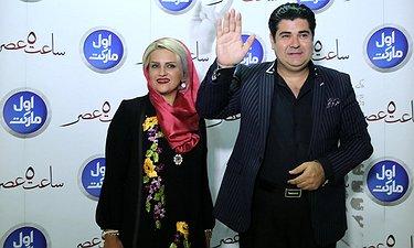 اجرای سالار عقیلی در اکران خصوصی ساعت ۵ عصر مهران مدیری